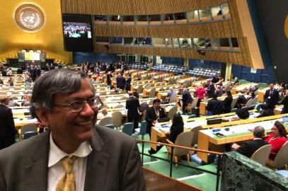 SEL activities at UN week in NY